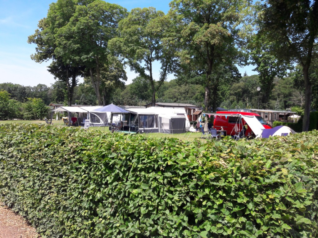 camping in Ommen